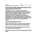 Omnivore's Dilemma Position Paper