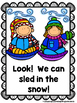 On A Cold Winter Day (A Sight Word Emergent Reader and Tea