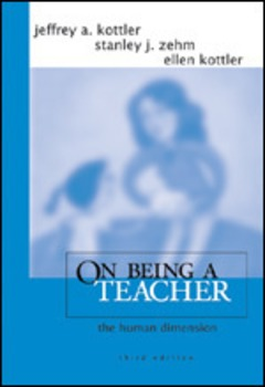 On Being a Teacher The Human Dimension