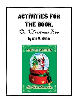 on christmas eve by ann m martin activities perfect for christmas - Christmas Eve Activities