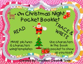On Christmas Night Pocket Booklet