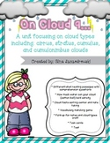 On Cloud 9... A Unit on Cloud Types
