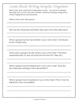 5th Grade Writing Prompts NO PREP Project Using Story Element