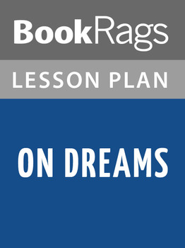 On Dreams Lesson Plans