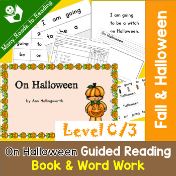 Guided Reading Book COMPLETE SET, Level C/3: On Halloween