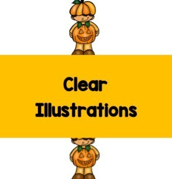 Guided Reading Book, Level C/3: On Halloween