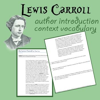 On Lewis Carroll