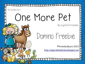 One More Pet Freebie