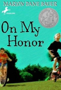 On My Honor Novel Study Questions Reading Literature Circles Groups STAAR