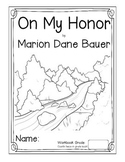 On My Honor by Marion Dane Bauer Literature Unit