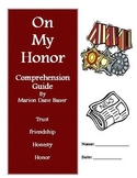 On My Honor Novel Study Unit Bundle