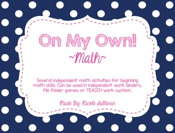 On My Own-Math