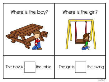 On Off Prepositions -TaDah