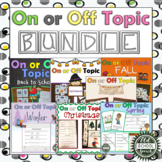 On/Off Topic BUNDLE