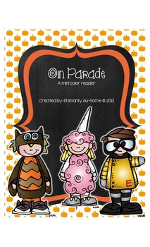 On Parade ( a mini color reader)