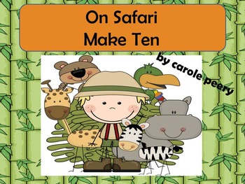 On Safari Make 10
