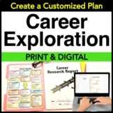 Career Exploration and Research Activities