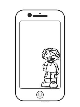 Cell Phone Activity Editable