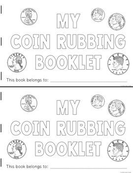 Coin Rubbing Booklet
