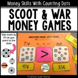 Touch Money Coin Counting Games and Activities