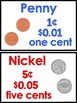 Money Mini Posters of Coins