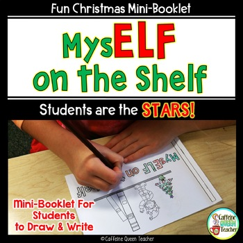 Christmas Elf Activity