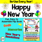 New Year 2019 Student Flip Book