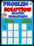 Problem Solution Text Structure Organizers For Any Text
