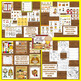 Thanksgiving Bundle: Language, Literacy, Artic, Speech, Social Skills