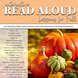 #SpookyHalloween Fall Read Alouds: Interactive Read Alouds