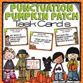 Punctuation and Capitalization Task Cards and More