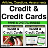 Financial Literacy Credit and Credit Cards Google Apps Dis
