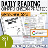Daily Reading Morning Work Grades 2-3