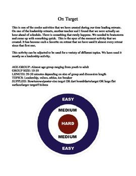 On Target - Leadership