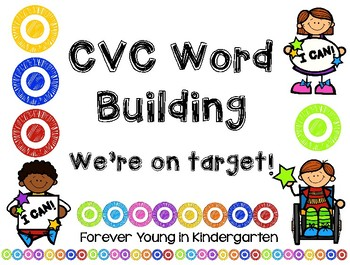 On Target with CVC Words