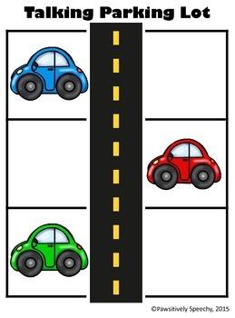 On Task Talking Parking Lot