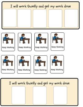 On Task Token Boards