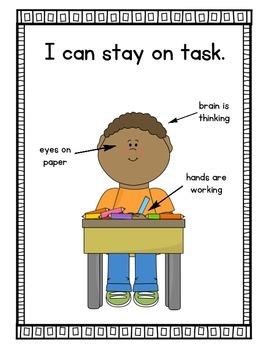 On Task Visual