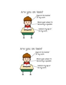 On Task Visual Model