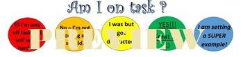 On Task/Off Task Meter