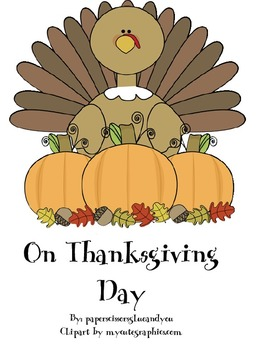 On Thanksgiving Day!
