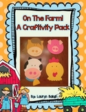 On The Farm Craftivity