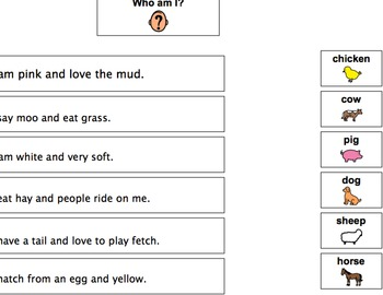On The Farm Unit for Autistic Children and Children with Language Delays