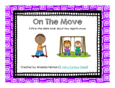 On The Move: A Fill-In-The-Blank Book About Motion