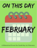 On This Day - Historical Events in February