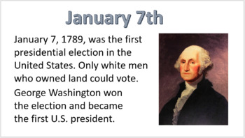 On This Day - Historical Events in January