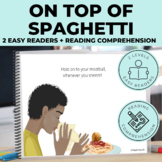 On Top of Spaghetti Emergent Reader + Reading Comprehension
