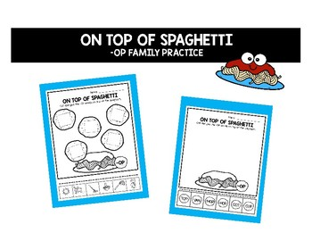 On Top of Spaghetti -OP Family Practice
