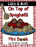 On Top of Spaghetti Printable Mini Book (Emergent Reader)