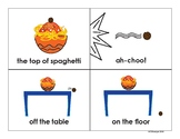 On Top of Spaghetti Sequencing Cards